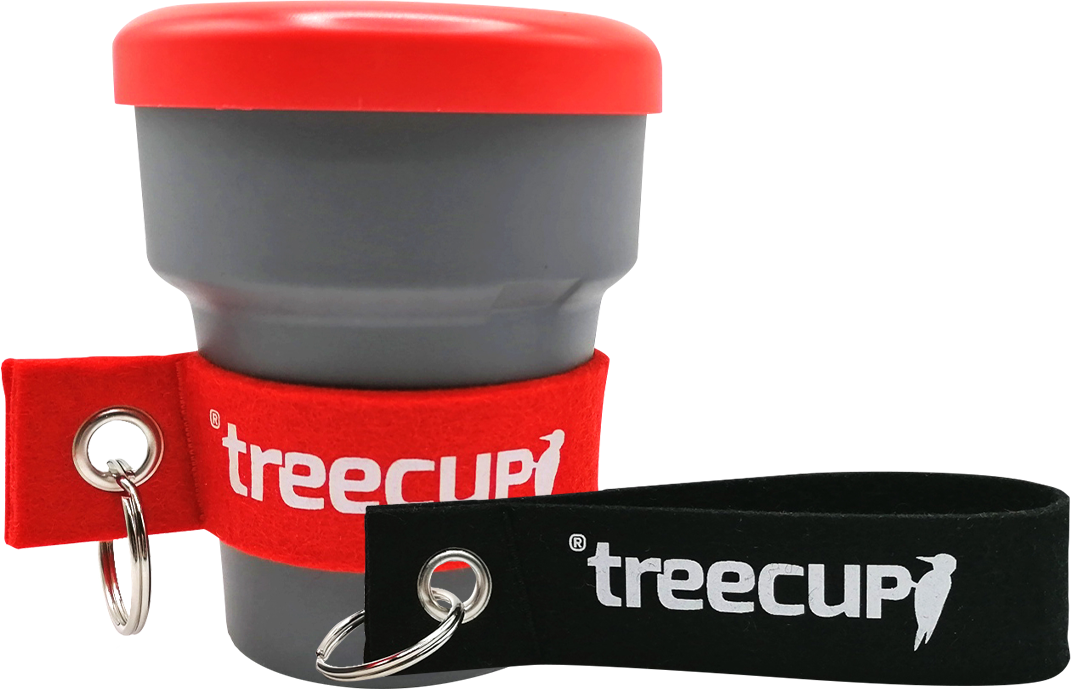 treecup key chain