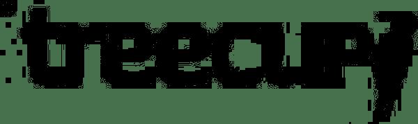 treecup Logo schwarz